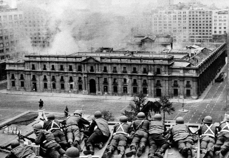 Как чилийцы сбросили 10-летнюю диктатуру Пиночета - Цензор.НЕТ 5741
