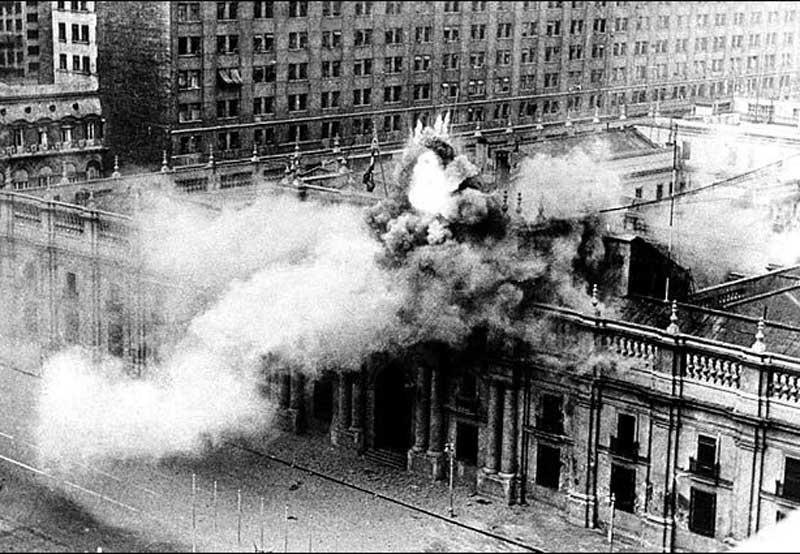 Bildresultat för coup detat i chile