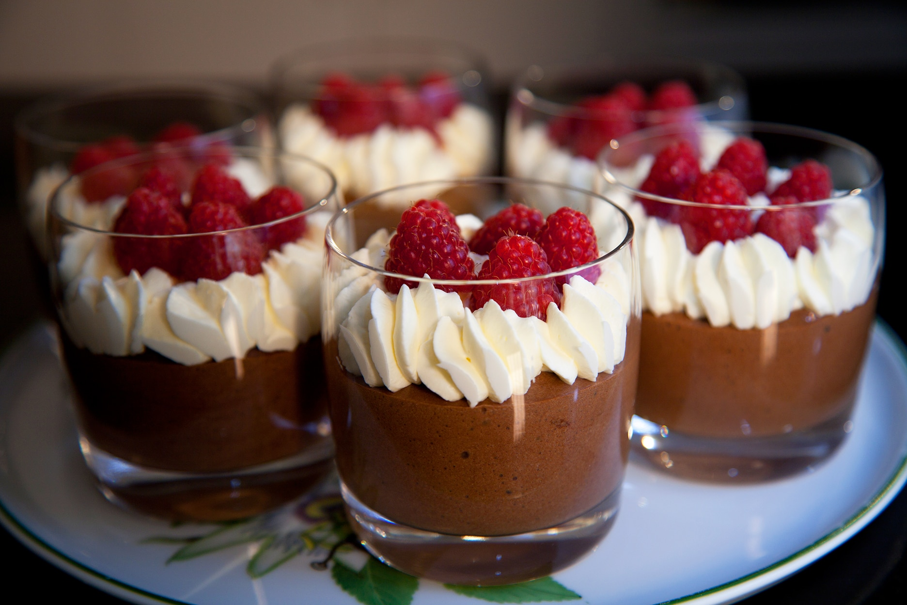 Belgian Chocolate Mousse Sbsau Food Recipes