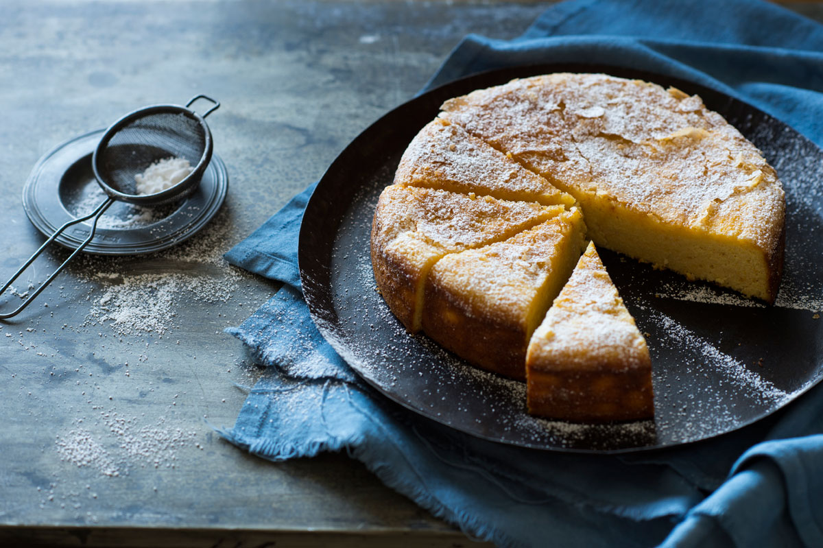Orange And Almond Meal Cake Gluten Free