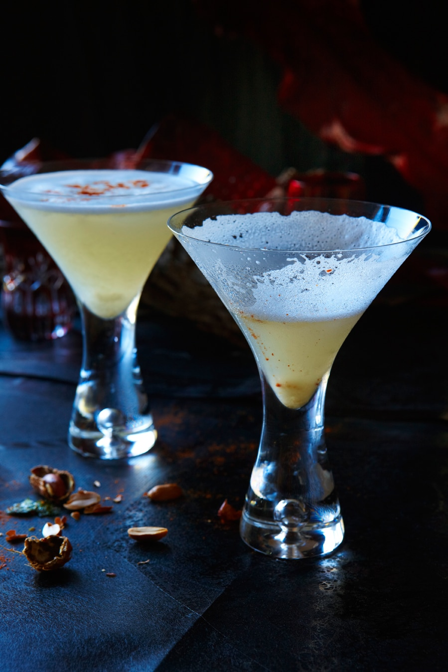 Chilli and lychee martini recipe : SBS Food