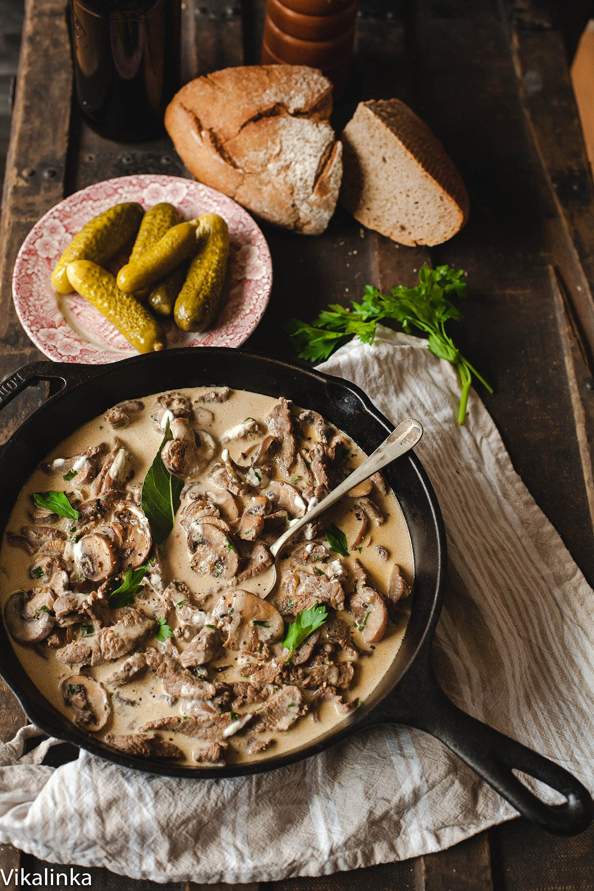 Best Beef Stroganoff Sbs Food