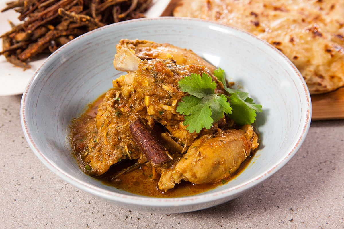 Punjabi chicken curry indian recipes sbs food punjabi chicken curry httpssbsfoodrecipespunjabi chicken curry forumfinder Gallery