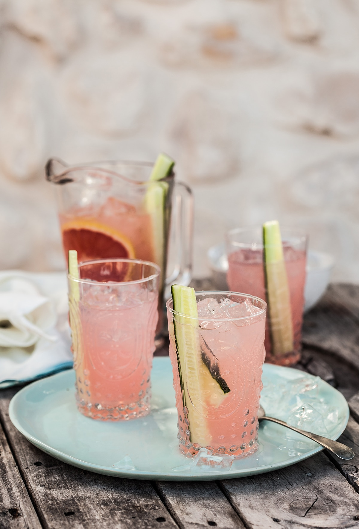 Cucumber gin and grapefruit spritzer recipes sbs food cucumber infused gin and grapefruit spritzer httpssbsfood recipescucumber infused gin and grapefruit spritzer forumfinder Image collections