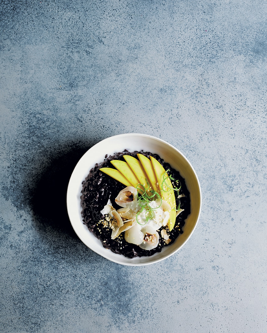 Black rice breakfast with tropical fruit recipe healthy it will take about 1520 minutes longer to cook and youll need t httpssbsfoodrecipesblack rice breakfast tropical fruit forumfinder Gallery