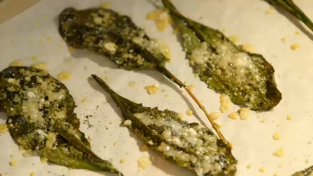 Kale Chips The Kitchen Food Network