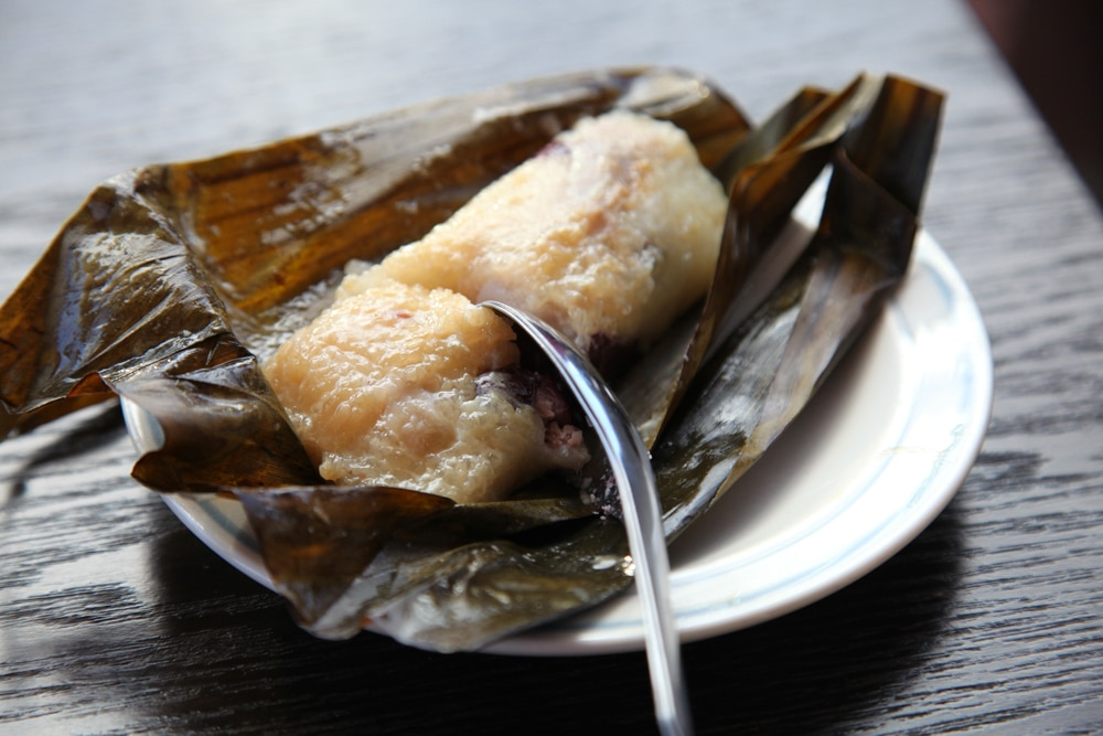 Sweet steamed sticky rice parcels khao tom recipe sbs food sweet steamed sticky rice parcels khao tom httpssbsfood recipessweet steamed sticky rice parcels khao tom forumfinder Gallery