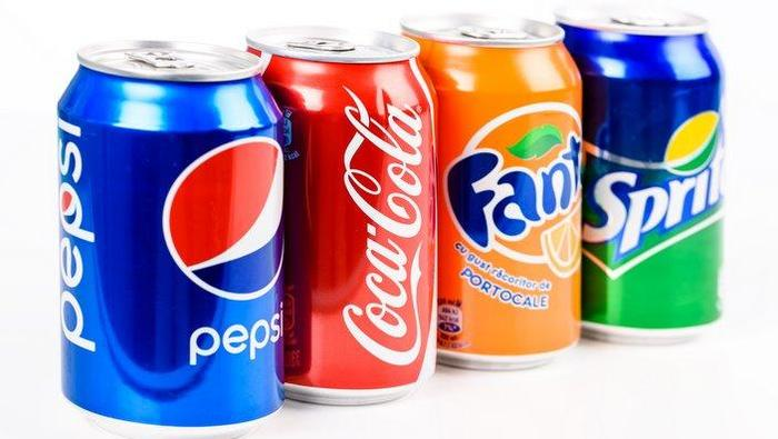 """Australians consume too much sugar from """"discretionary foods"""", such as soft drinks."""