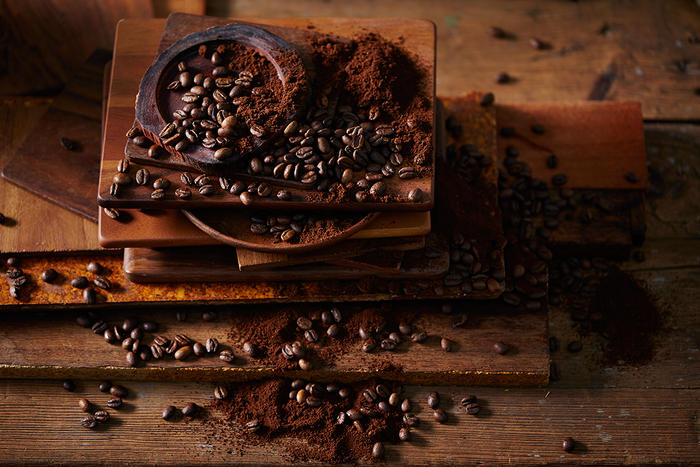 Working with quality roasted beans is part of the appeal of making your own coffee.