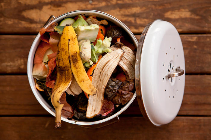 Counter-top composting