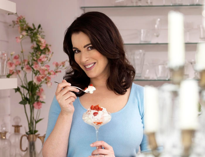 Nigella Lawson is royalty when it comes to easy, tasty food that's a pleasure to eat. (Nigella Express)