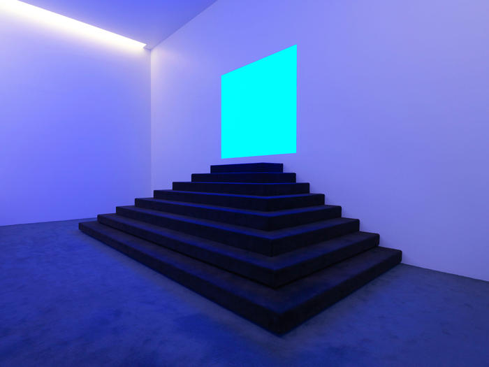 """James Turrell's """"Event Horizon"""" is part of the new Pharos wing dedicated to his work at MONA."""