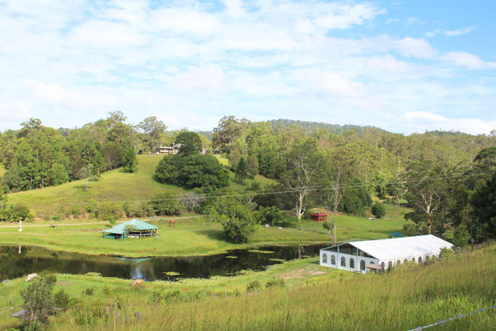 New Govardhana is Australia's largest Hare Krishna farm.