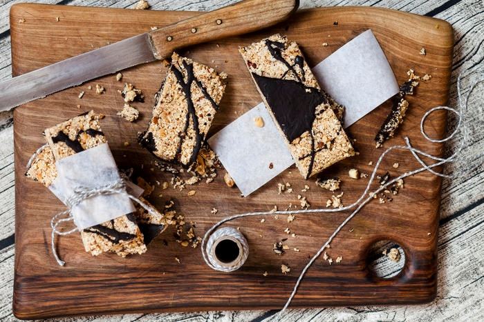 Not all muesli bars are good for you. (Getty)