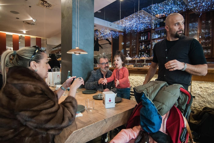 Restaurant In Padova Offers Discount For Well Behaved Children