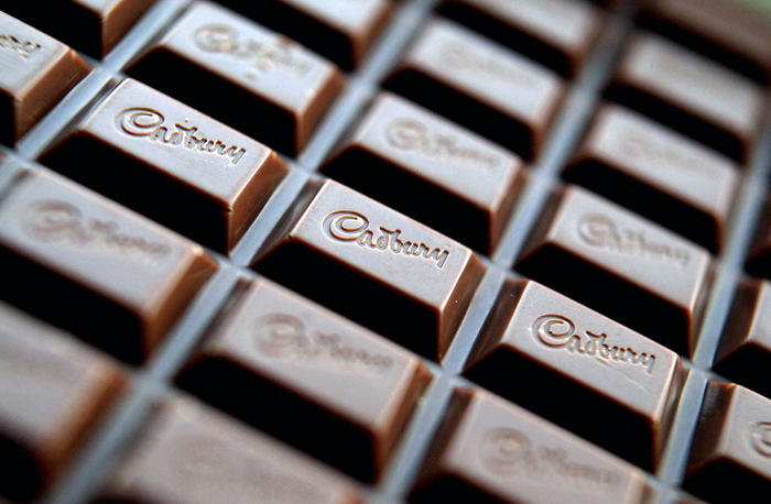 Blocks and bars of Cadbury's have been produced in Australia since the 1920s.