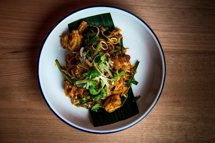 Char kway teow is a much-loved rice noodle dish in Malaysia and Singapore.