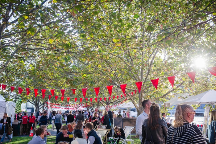 This weekend marks Melbourne Food & Wine's 26th anniversary.