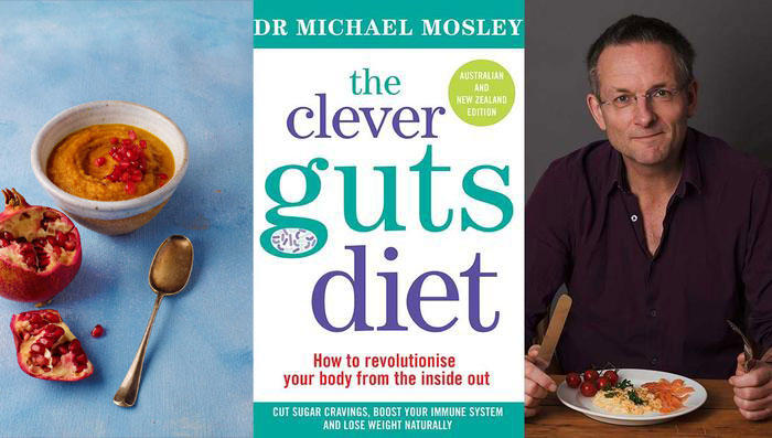 Michael Mosley Clever Guts diet