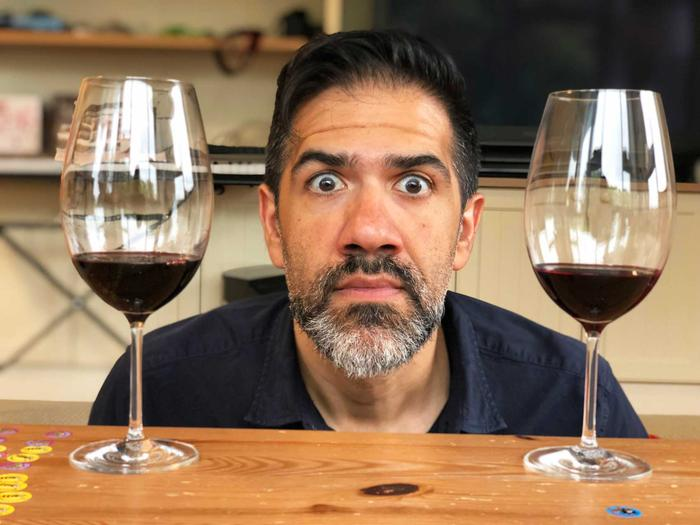 Uncorked: Nick Bhasin sizes up the differences between the two wines.