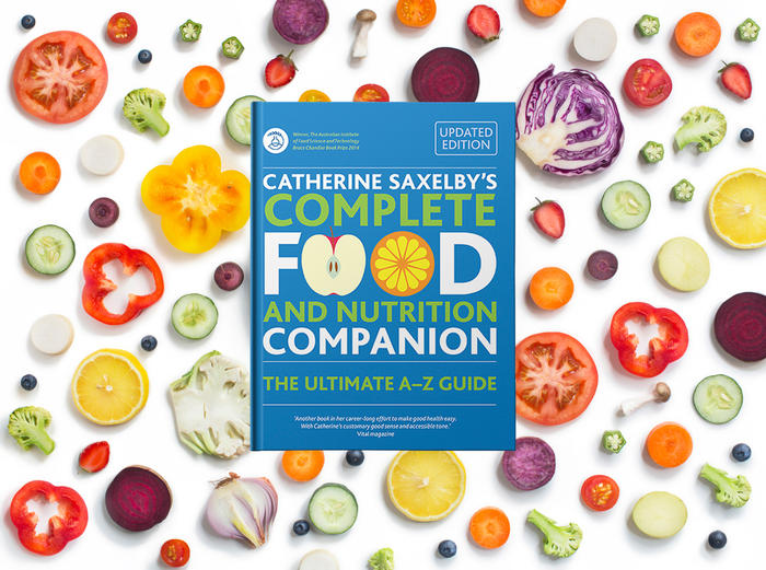 The Complete Food and Nutrition Companion