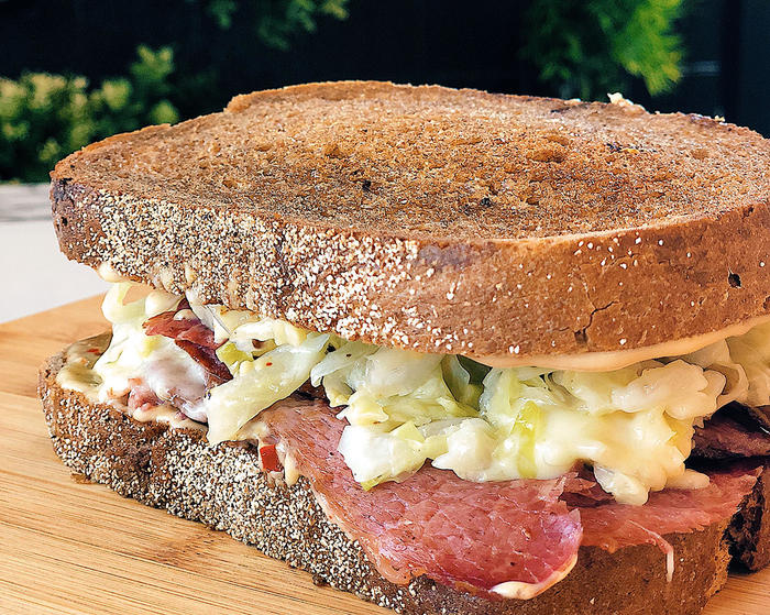 This Is How To Make The Reuben Sandwich Of Your Dreams Sbs Food
