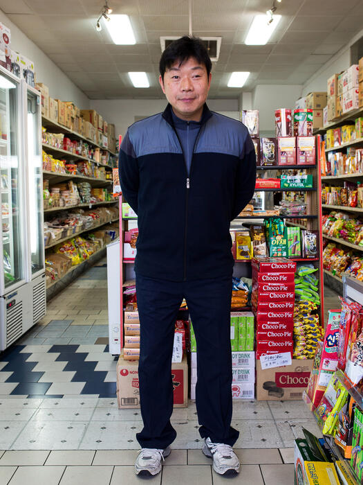 To market: Seoul Asian Grocer