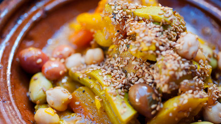About moroccan food moroccan recipes sbs food for About moroccan cuisine