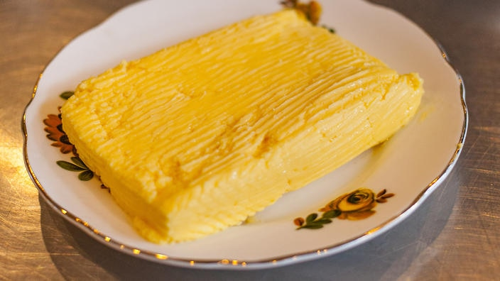 Did You Know You Can Make Butter From Yoghurt Sbs Food