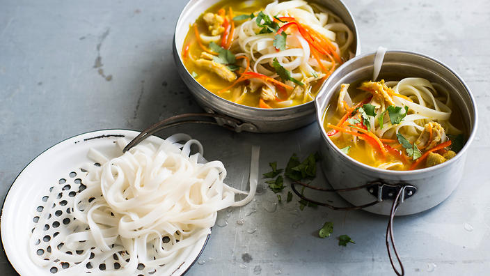 nepalese chicken soup