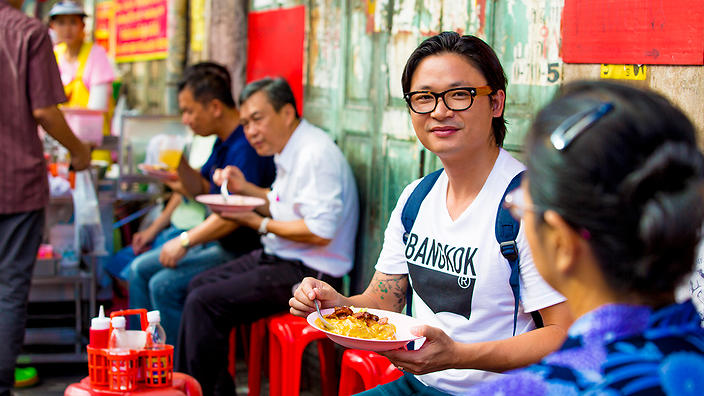 Episode guide | Luke Nguyen's Street Food Asia