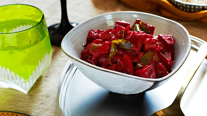 Beetroot Curry Beetroot Curry Recipe Sbs