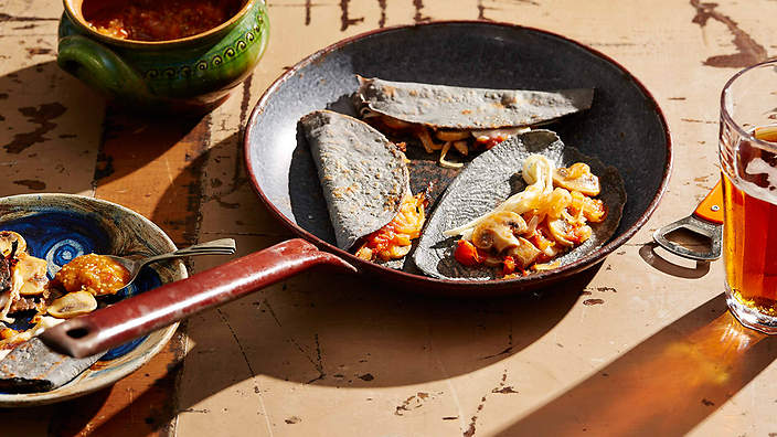Is Blue Corn A High Carb Food