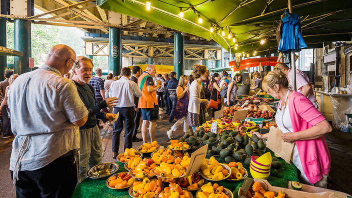 Top Food Markets In The Us