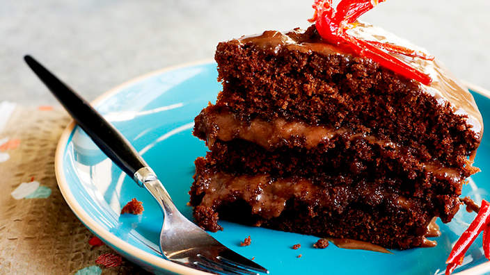 chile spiked chocolate cakes recipes dishmaps chile spiked mexican ...