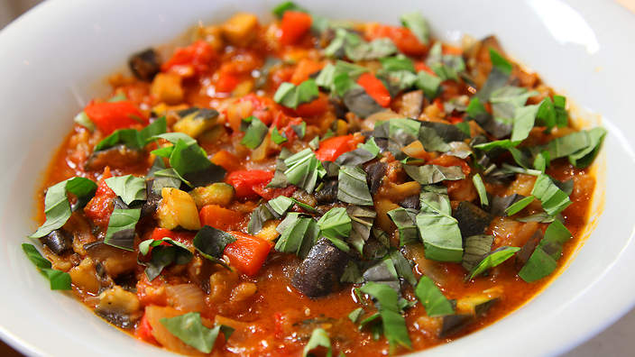 Ratatouille french recipes sbs food ratatouille forumfinder Choice Image
