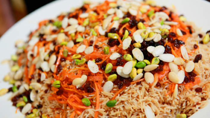 Afghan Food Recipes Pictures