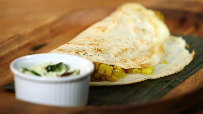 Southern Indian dosa