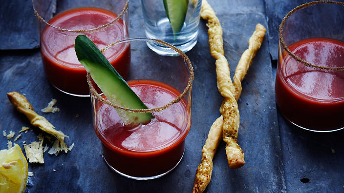 Dirty Bloody Mary