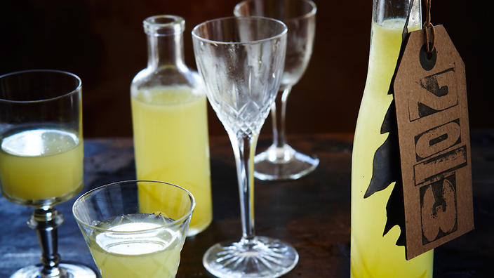 Limoncello Recipe Sbs Food