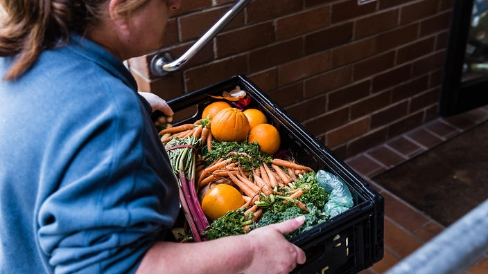 OzHarvest Launches New App To Help Eliminate Food Waste In