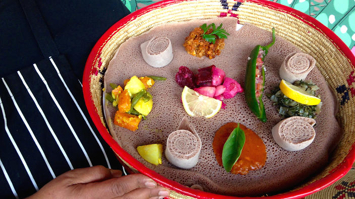 This Sydney cafe taps into the little-known vegetarian food culture of Ethiopia