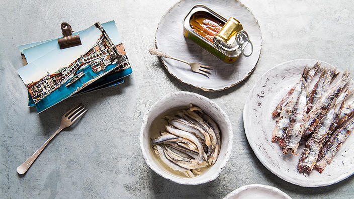 10 ways with anchovies