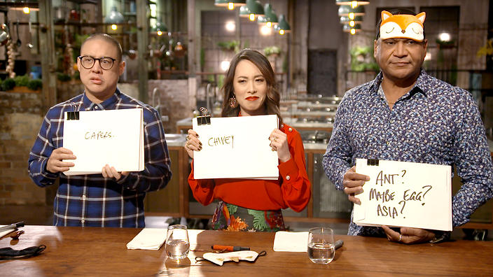 Judges reveal their guesses!