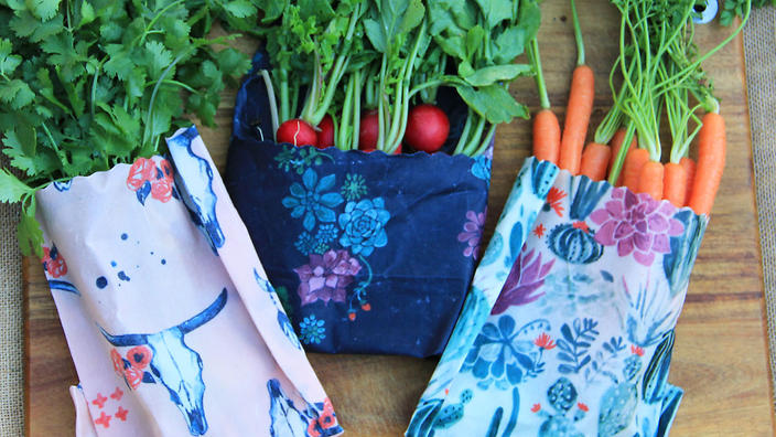 What to do with beeswax wraps | SBS Food