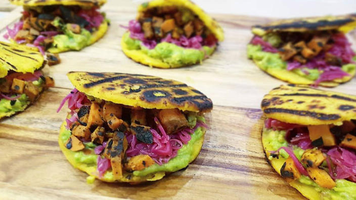 Move over tacos, there's a new handheld meal in town : SBS Food