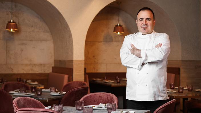 Ex Efendy chef Arman Uz brings the flavours of his Turkish childhood to Babylon