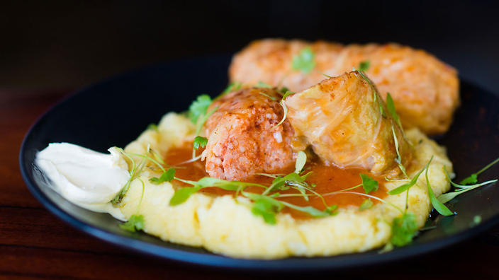 More Polish offerings like stuffed cabbage rolls and mulled wine will soon feature on the menu.