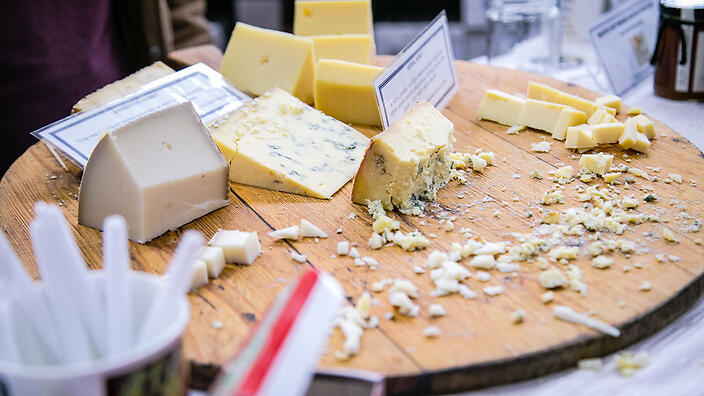 At Prahran's Say Cheese festival, cheese boards are just the beginning.