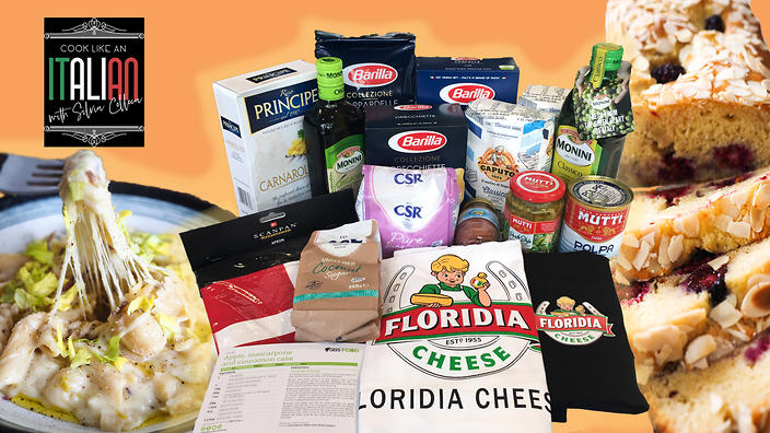 Cook like an Italian competition products